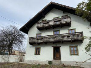 Altes Haus verkaufen, Salzburg