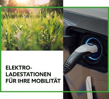 Elektro-Ladestationen in Salzburg