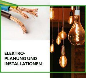 Elektroplanung und Elektroinstallationen in Salzburg